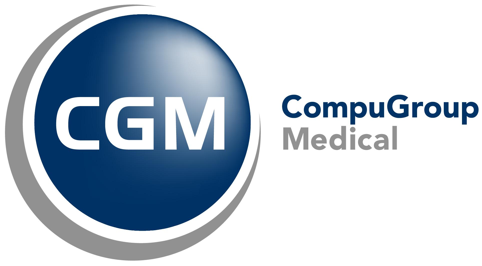 Logotyp CompuGroup Medical