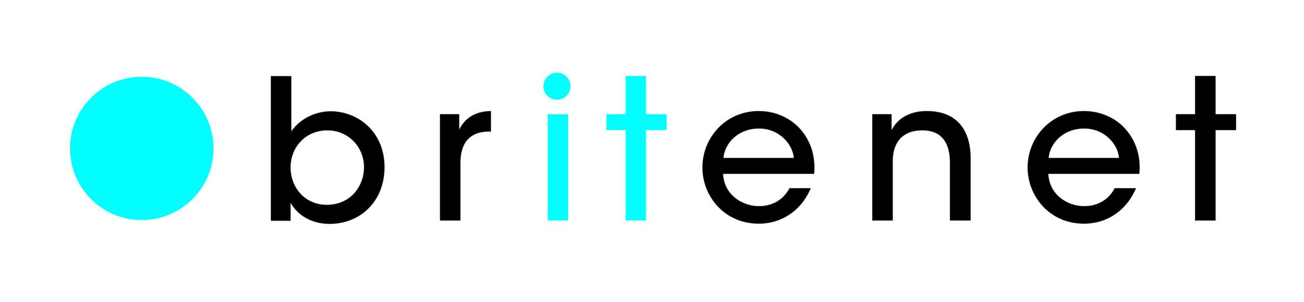 Logotyp Britenet
