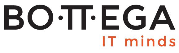 Logotyp firmy Bottega IT