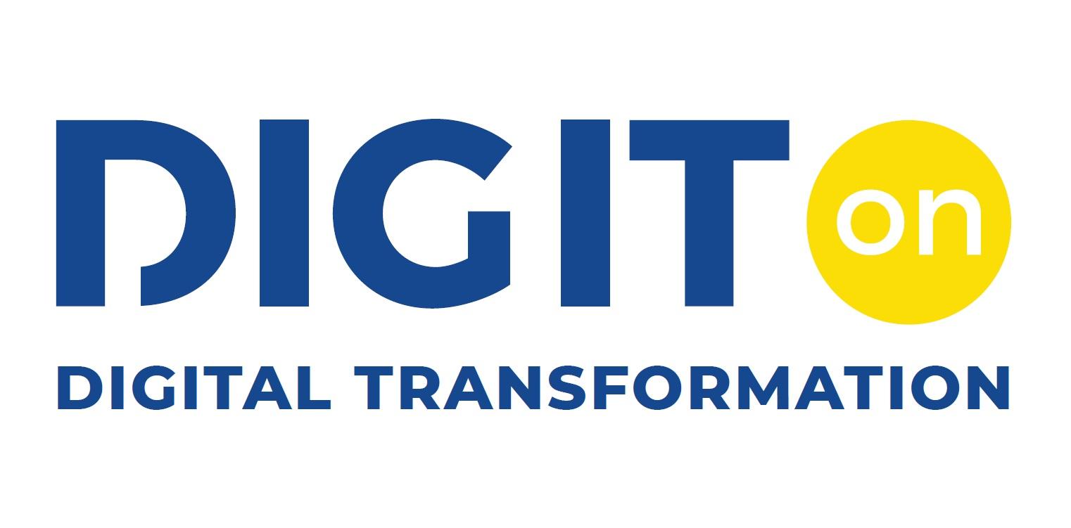 Logotyp Digit.on
