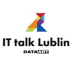 Logotyp IT talk Lublin