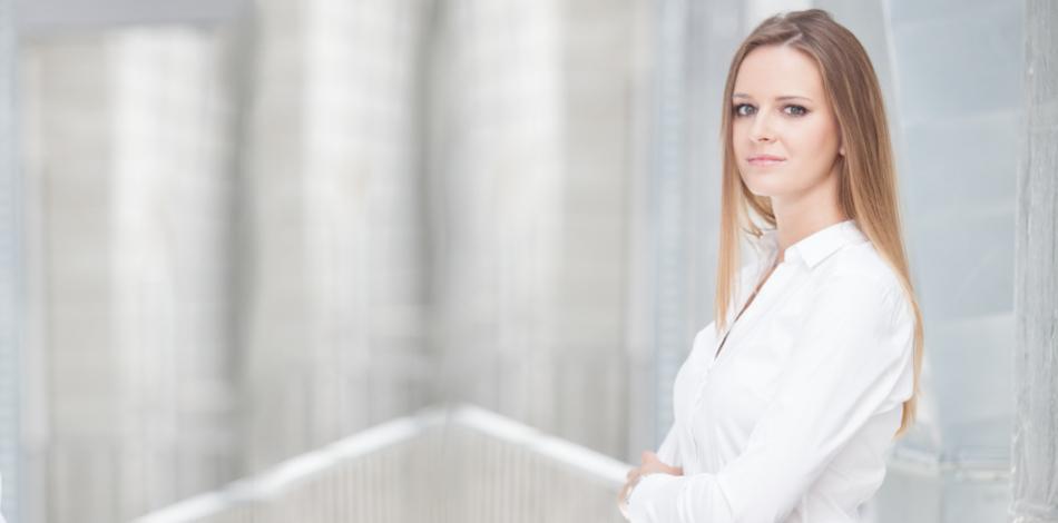 Zdjęcie przedstawia Oliwię Wójtowicz